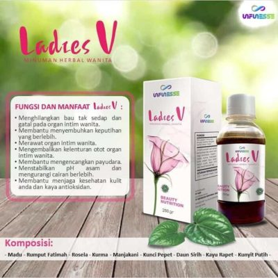 ladies V Infinesse herbal